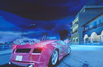 NFS Carbon details and screens