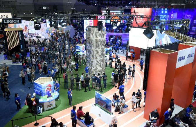 Vivien Killilea/Getty Images for E3/Entertainment Software Association