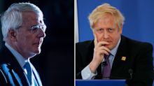 Sir John Major in extraordinary call urging people to vote against Tories in three constituencies