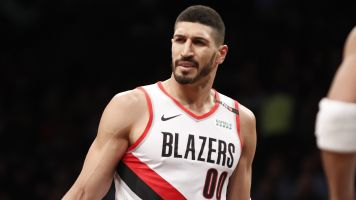 Kanter has FBI-issued panic button in bedroom
