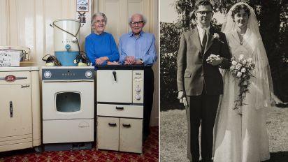 Couple's retro appliances still work 50 years on