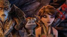 Disney Announces New Animated Film From George Lucas, 'Strange Magic'