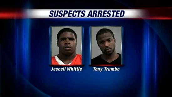 Police: 2 men involved in Speedway robbery, shooting arrested