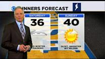 WBZ AccuWeather Evening Forecast For March 27