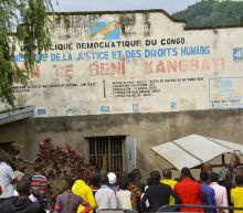 Suspected Islamists free 1,300 prisoners from east Congo jail