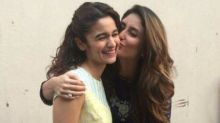 Alia Bhatt pens a sweet letter for Kareena Kapoor Khan, confesses to being a BIG FAN