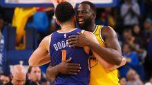 Suns troll Warriors' Draymond Green over $50K fine for Booker remarks