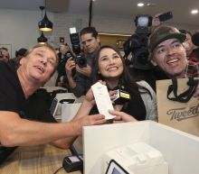 Jubilant customers light up as pot sales begin in Canada