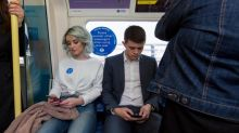 TfL Tube announcements will tell London Underground commuters to 'look up' for people who need a seat