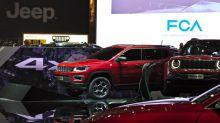 Fiat Chrysler Shares Jump Over 12% on PSA Merger Deal Revision