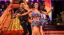 Strictly Come Dancing 2017: Frontrunner Aston Merrygold brings 'Despacito' to the ballroom in week 2