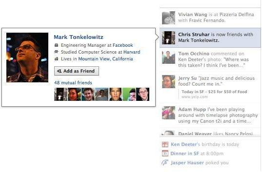 Facebook adds real-time 'ticker' to overhauled news feed, donates old layout to science (video)