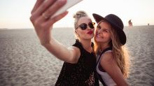 Science Says This Is the Most Popular Selfie Angle
