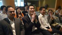 Anti-establishment Thai party survives first dissolution bid