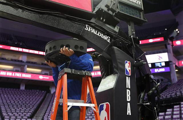 Intel and TNT will give NBA fans another VR streaming option