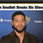Jussie Smollett Breaks His Silence