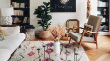 Tapis berbère: ces magnifiques décorations de salon trouvées sur Pinterest