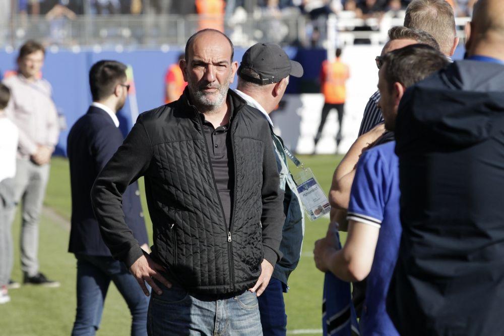 """Bastia: Geronimi voit """"mal"""" une sanction pour le club """"dans son ensemble"""""""