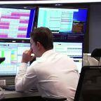 As virus cases rise, European shares fall