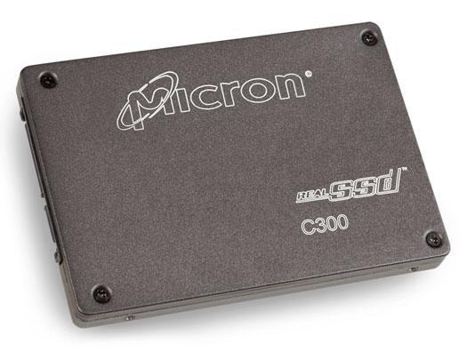 Micron RealSSD C300 becomes first SSD to leverage SATA 6Gbps interface