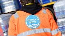 Britain's Thames Water CEO Steve Robertson steps down