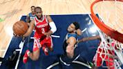 Rockets bury T-Wolves with historic quarter