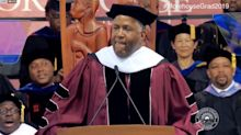 Billionaire during commencement address: I'll pay off your student debt