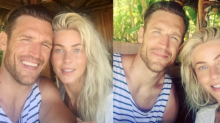 Julianne Hough Shares Fresh-Faced Selfies From Honeymoon