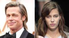Apontada como namorada de Brad Pitt, top alemã tem 27 anos e filho pequeno