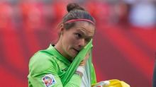 Canadian 'keeper Erin McLeod happy in Iceland, looks to help others stay positive