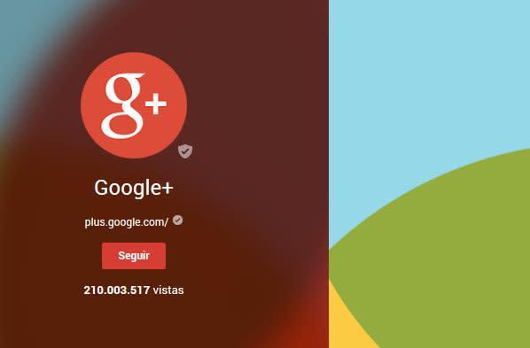 Google+ hinchará/hundirá tu ego con su nuevo contador de páginas vistas
