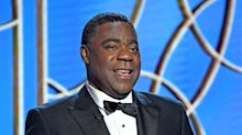 Tracy Morgan Apologizes for Mistakenly Announcing Soul as 'Sal' at Golden Globes