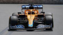 Ricciardo crashes in Azerbaijan qualifying