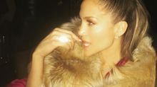 Drake llena de diamantes a Jennifer Lopez