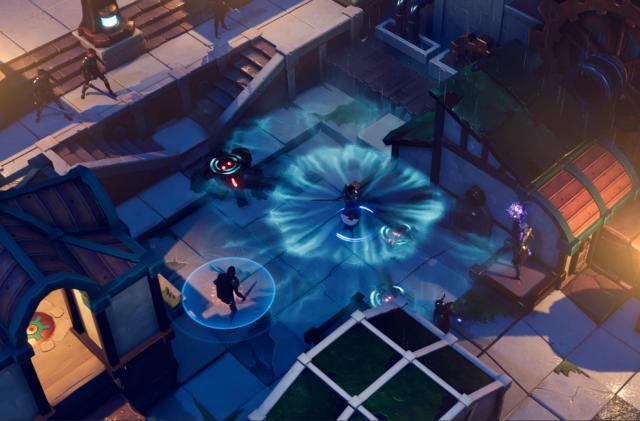 Kickstarter cautionary tale 'Unsung Story' hits Steam early access tomorrow