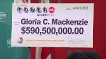 Record Jackpot Winner is 84-Year-Old Florida Woman