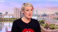 Steph McGovern left wiping away tears as she bids farewell to 'BBC Breakfast'