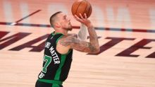 Celtics reveal Daniel Theis had left knee surgery, should be ready for training camp