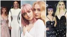 Game of Thrones' Sophie Turner, Maisie Williams Give Us Major Style Goals, See Pics