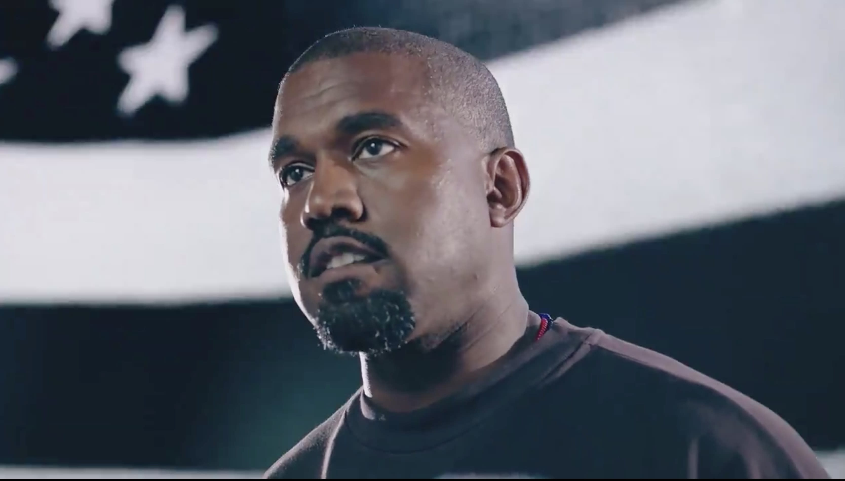 Kanye West urges voters to write in his name for president in first 2020 ad