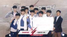 《鬥陣特攻》中韓表演賽,Lunatic-Hai 最終戰順利奪冠