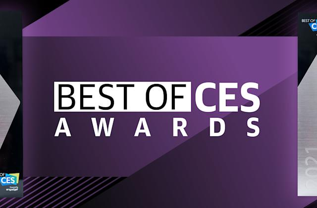 Presenting the Best of CES 2021 finalists!