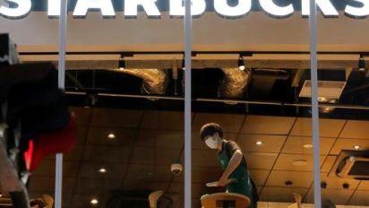Starbucks sees 47% drop in second-quarter earnings