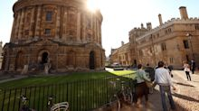 Oxford students told to submit work on China anonymously amid threat of Hong Kong security law