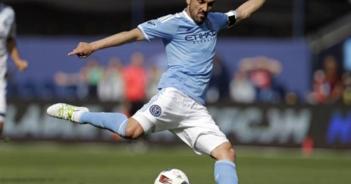 Foot - MLS - MLS : Le lob incroyable de David Villa