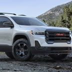 2020 GMC Acadia refresh brings a new engine, AT4 trim level