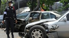 Thai junta campaign sees drop in new year road carnage