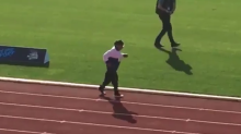 101-Year-Old Woman Wins Gold in 100 Meters at World Masters Games