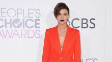 Ruby Rose Proves the Power of Black Lipstick