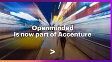Accenture Completes Acquisition of Openminded